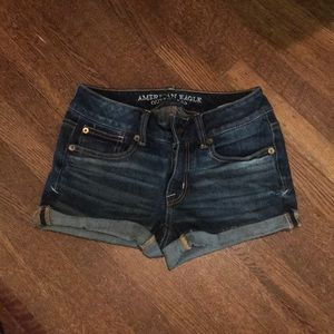 American Eagle shorts! Never worn (: